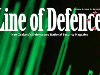Line of Defence Magazine Spring 2018