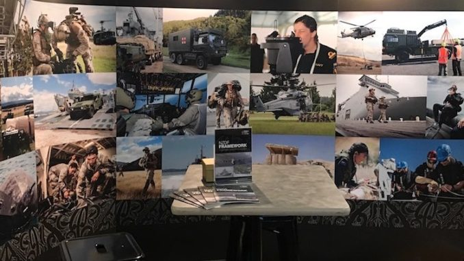 NZDF industry engagement