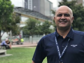 ASIS NZ Chapter Chair Dean Kidd