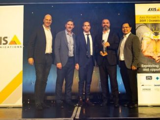 Optic Security Group wins Axis award