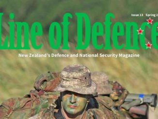 Line of Defence Magazine, Spring 2019