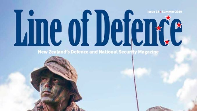 Line of Defence Magazine - Summer 2019/20