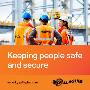 Gallagher - keeping people safe and secure