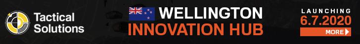 Tactical Solutions Wellington Launch