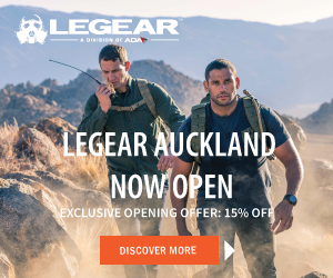 LEGEAR now open