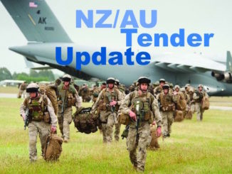 New Zealand government tender update