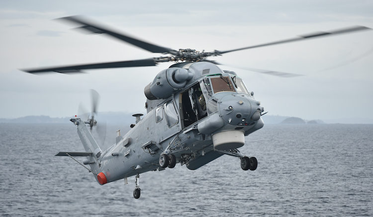 Future maritime helicopter