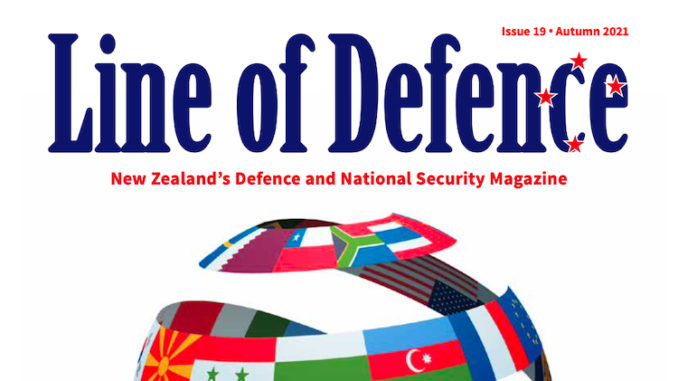 Line of Defence - Autumn 2021