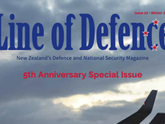 Line of Defence - 5th Anniversary
